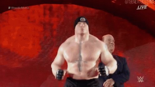Happy birthday Brock Lesnar