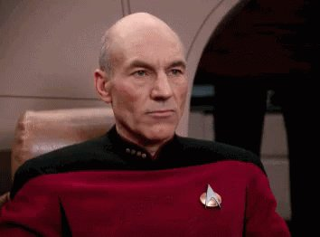 To Sir Patrick Stewart.  You deserve a very happy birthday; make it so.