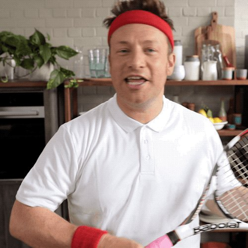 BRB #Wimbledon... #QuickAndEasyFood is about to start on @Channel4! https://t.co/ec8VNk0m0X