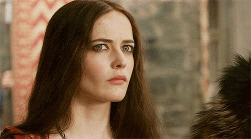 Happy birthday to the person I love the most on earth, Eva Green
