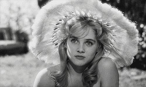 Happy 72nd birthday to Sue Lyon, best known for her Golden Globe-winning performance in Lolita.