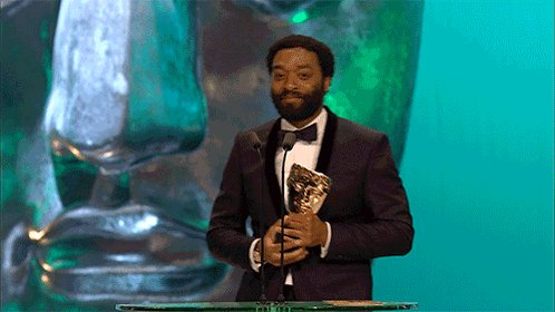 Happy Birthday to alumni Chiwetel Ejiofor. We can\t wait for his performance in next year!