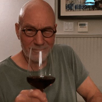 Happy 78th Birthday Sir Patrick Stewart!