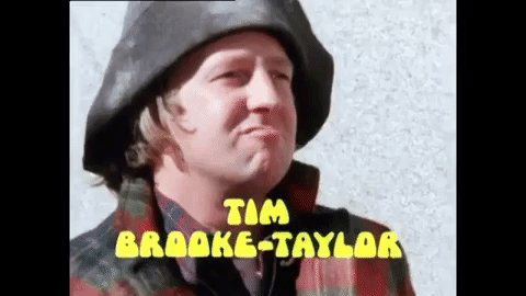 Happy Birthday to Tim Brooke-Taylor, who turns 78 today.