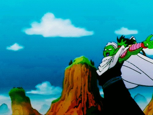 RT @Goku: Let Piccolo raise your kids.  #ParentingIn5WordsOrLess https://t.co/5lMOfdbXli