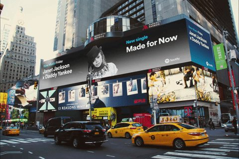 Made For #NYC ✨???? #MadeForNow @daddy_yankee @Spotify  https://t.co/LKgjG0e8OV https://t.co/ITo9lWSI2Y