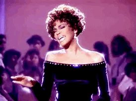 A very happy birthday to the greatest singer of all time. The voice. Whitney Houston. We love you.