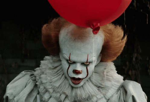 Happy 28th birthday to star and Pennywise himself, Bill Skarsgard!