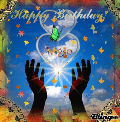Happy Birthday Hope you have a blessed day surrounded by your loving family!