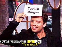Happy Birthday, Sebastian Stan.