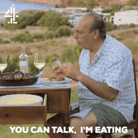 We can all relate, @gennarocontaldo. #JamieCooksItaly https://t.co/SucFGSLru8