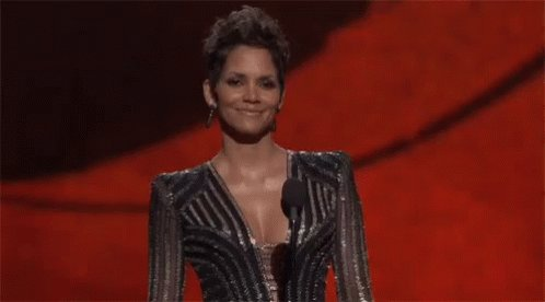 Yes today is Ms. Halle Berry s Birthday! Halle Berry one of my favorite actresses! Happy Birthday to you!