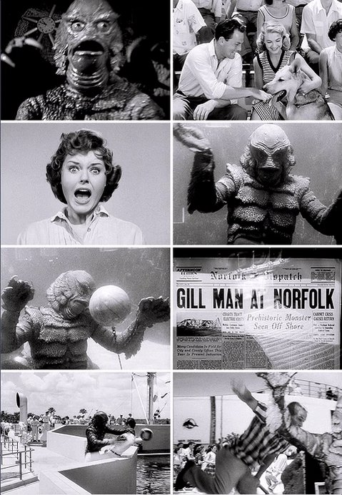 RT @el_zombo: Revenge of the Creature (1955) dir. Jack Arnold  #scifi #monster #retrohorror https://t.co/QLeoGPML0D