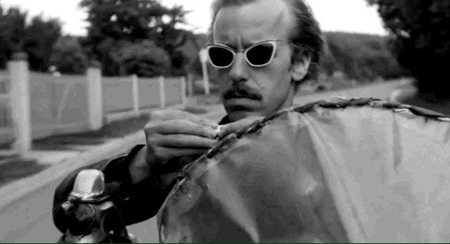 Happy birthday Wim Wenders Im Lauf del Zeit / King of the Road (1976)