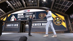 I liked a @YouTube video https://t.co/waAuOzEY8T Trae Young & Michael Porter JR had a shooting contest in the rookie photoshoot