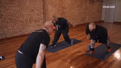 RT @VICELAND: Health and wellness, @actionbronson style.   New FUCK, THAT'S DELICIOUS Tuesday at 10:30p. https://t.co/jVkk3lBRbI