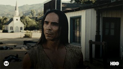 """RT @WestworldHBO: """"We were all bound together. The living and the damned."""