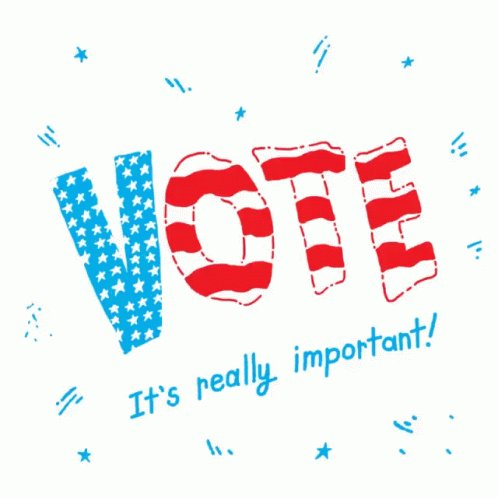 ALASKA AND WYOMING!   You have primaries today.   Get out there and vote!  #GOTV https://t.co/rXoMN5TOca
