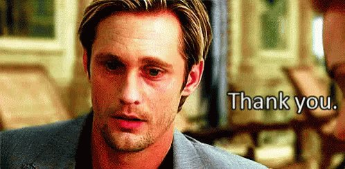 Happy birthday to my favorite Scandinavian :-) Alexander Skarsgard