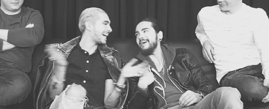 I hope you found what you were looking for. Happy Birthday Tom and Bill Kaulitz!