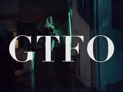 4 hours to go until the #GTFO video is out! ???????? https://t.co/MLy6Br9stc