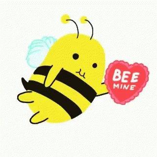 That bee chose u! SvhQM14UPq