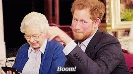 Happy birthday to my fav, Prince Harry.