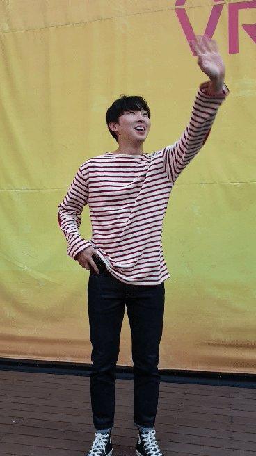 오늘도 앙뇽앙뇽~~~👋🏻👋🏻👋🏻  #박강현 #웃는남자