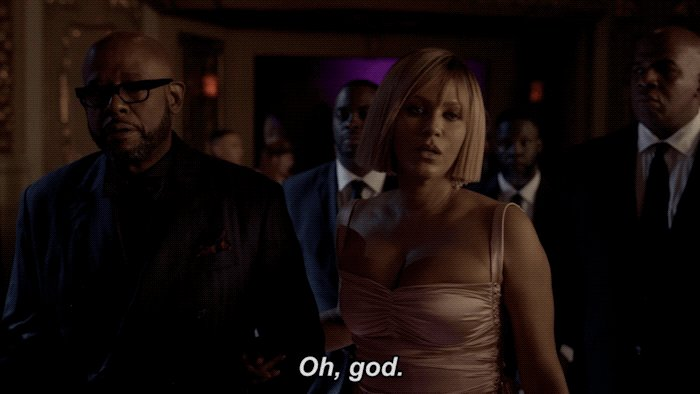 RT @EmpireFOX: That's right Giselle, be afraid. #Empire https://t.co/VC3bicaL1X