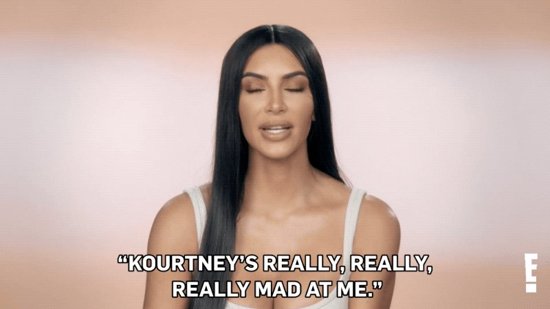 RT @KUWTK: Kourt's got some beef. Find out what's going down on a new #KUWTK starting NOW! https://t.co/PHaLYQ7t0J
