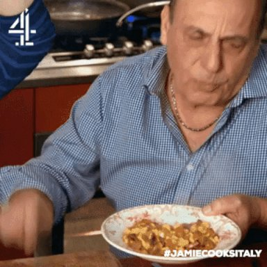 When it's bang your folk on the table good… @gennarocontaldo https://t.co/ffCUwEuh79