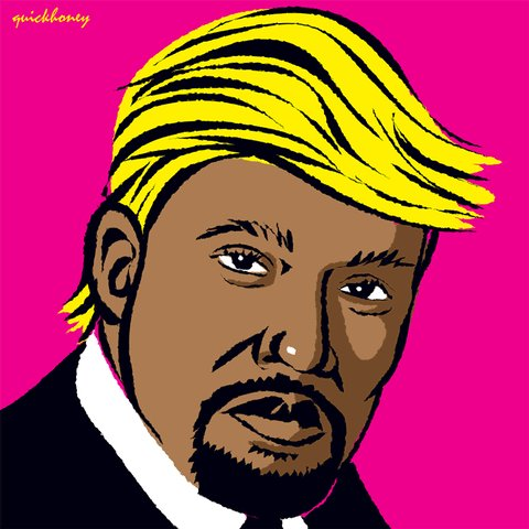 Make Kanye Kanye Again.   #MKKA https://t.co/KSo99b7xrO