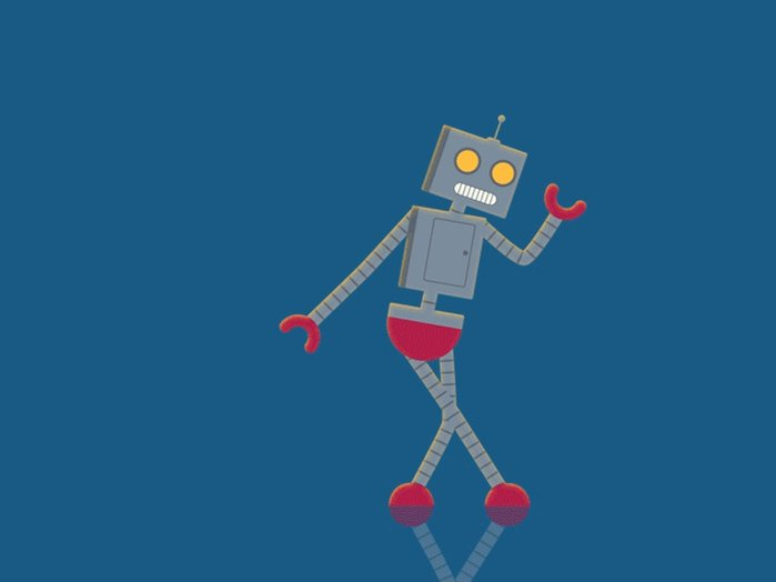 What song's the robot dancing to? You pick. No bad answer.  https://t.co/ail3q2je2G https://t.co/OZHh70USeb