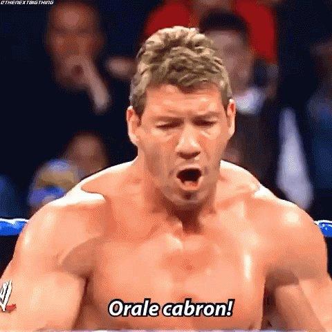 guerrero como eddie, que viva la raza Happy Birthday to the GOAT Eddie Guerrero!!