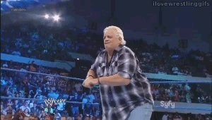 Happy birthday to American dream and a hall of famer dusty Rhodes