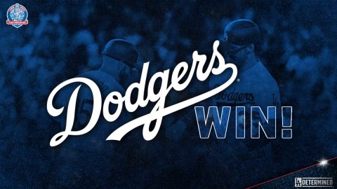 RT @Dodgers: #DodgersWin!  FINAL: #Dodgers 4, Brewers 3 https://t.co/9vO3S3jqcQ