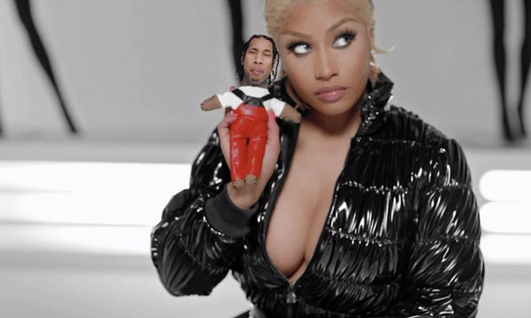 RT @TIDAL: Dropped: #Dip music video. @NICKIMINAJ x @Tyga. https://t.co/ijuyCYwb3A https://t.co/WQtMAH1LUG