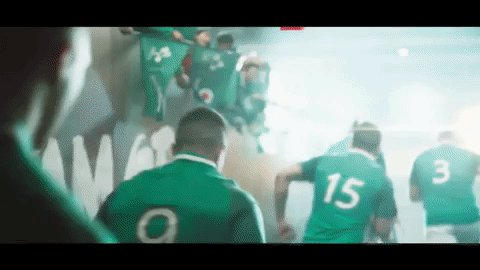 It's time...  #IREvITA #TeamOfUs @IrishRugby https://t.co/fHucGJ29HN