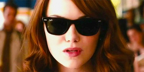 Happy 30th Birthday Emma Stone! May your day be just as cool as you are.