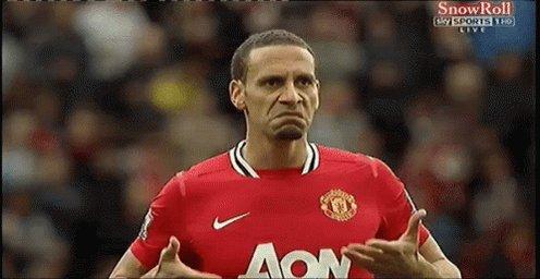 Happy Birthday Rio Ferdinand  6 Premier League Titles 3 League Cups 1 FA Cup 1 Champions League