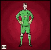 Happy Birthday to David De Gea Is he the best keeper in the world?