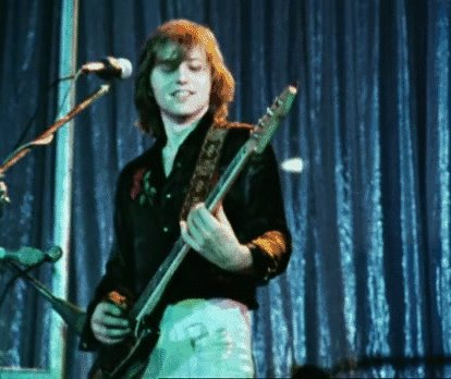 Happy 71st Birthday to the late, great Greg Lake of Emerson, Lake & Palmer and King Crimson   This dude was golden