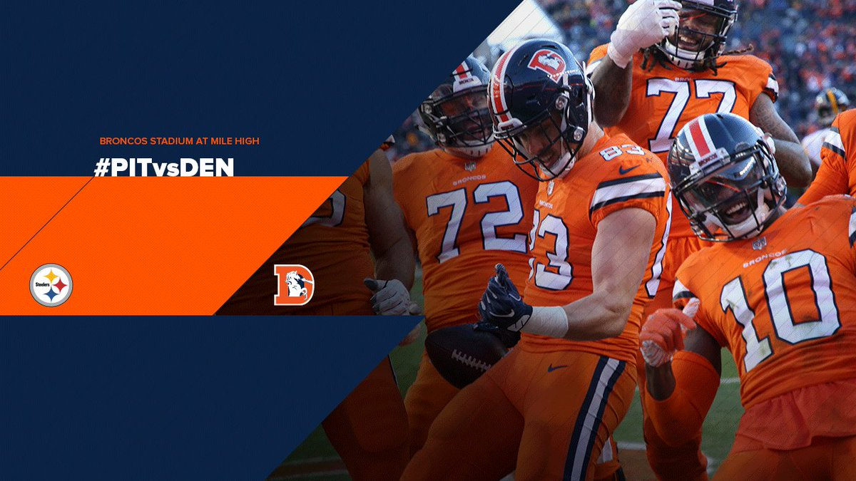 WHAT A GAME.  We #BeatTheSteelers!!!