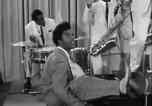 Happy birthday to the one and only, Little Richard!