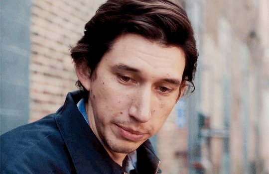 Happy birthday to this big softy! ( ^ ^) *:   Adam Driver *: