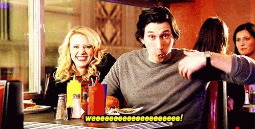 Happy 35th Birthday, Adam Driver