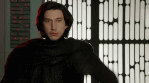 Happy birthday to this badass but soft adam driver