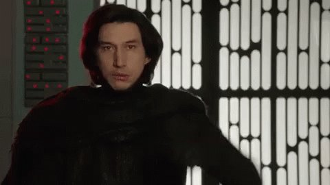 Happy happy birthday Adam Driver