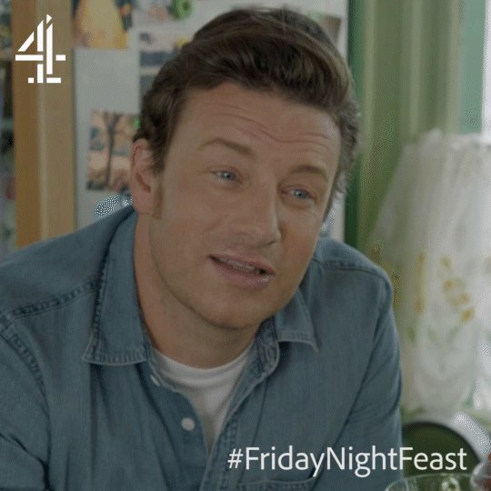Who else pulled this face when Jodie revealed her mum's spaghetti bolognese recipe? ???? #FridayNightFeast https://t.co/aDjDW7olTJ