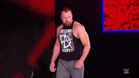 Happy Birthday to Dean Ambrose